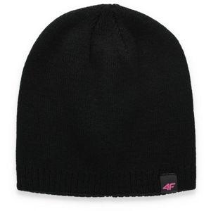 4F CAP černá M - Dámská čepice