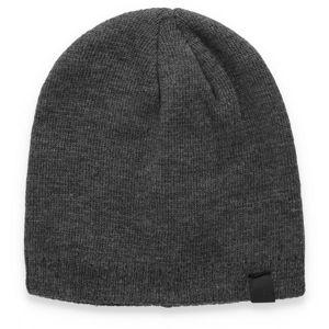 4F CAP tmavě šedá L - Zimní čepice