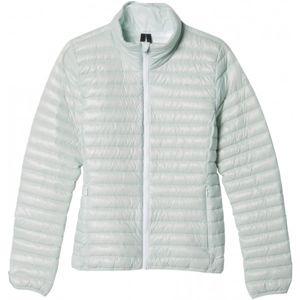 adidas SUPERLIGHT DOWN JACKET světle zelená S - Dámská zimní bunda