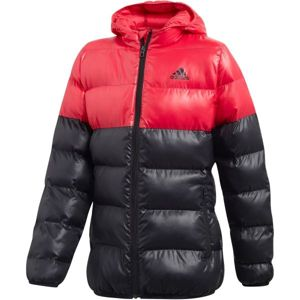 adidas SYNTHETIC DOWN GIRLS BTS JACKET růžová 152 - Dívčí bunda