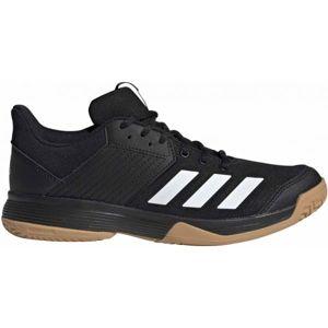 adidas LIGRA 6 černá 7 - Pánská volejbalová obuv