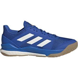 adidas STABIL BOUNCE modrá 9.5 - Pánská sálová obuv
