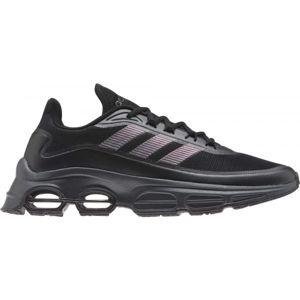 adidas QUADCUBE černá 11 - Pánská volnočasová obuv