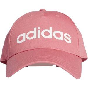 adidas DAILY CAP růžová  - Kšiltovka