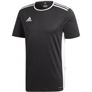 adidas ENTRADA 18 JSY černá XL - Pánský fotbalový dres