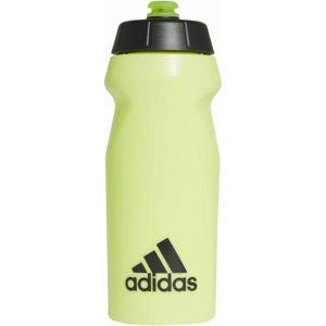 adidas PERFORMANCE BOTTLE zelená NS - Láhev na pití
