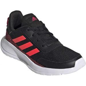 adidas TENSAUR RUN K černá 6.5 - Dětské vycházkové tenisky