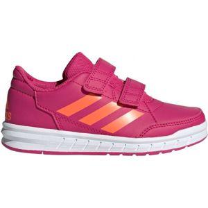 adidas ALTASPORT CF K bílá 28 - Dětská vycházková obuv