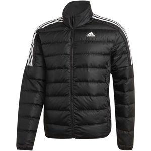 adidas ESS DOWN JACKET černá XL - Pánská bunda