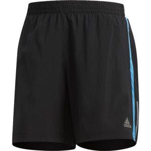 adidas OWN THE RUN SH černá XXL - Pánské sportovní šortky