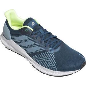 adidas SOLAR BLAZE M modrá 10.5 - Pánská běžecká obuv