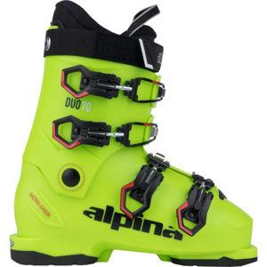 Alpina DUO 70  23 - Juniorská obuv na sjezdové lyžování