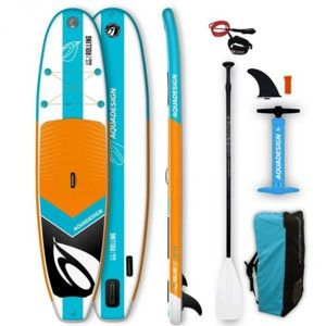 AQUADESIGN ROLLING modrá NS - Paddleboard