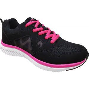 Arcore NICOLAS černá 30 - Dívčí běžecká obuv