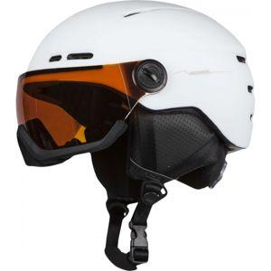 Arcore ECHELON bílá (53 - 58) - Lyžařská helma