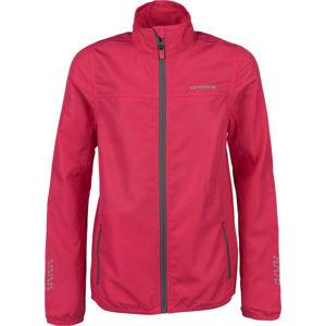 Arcore WYN růžová 164-170 - Dětská běžecká bunda
