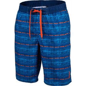Aress ABOT-B modrá M - Pánské koupací šortky