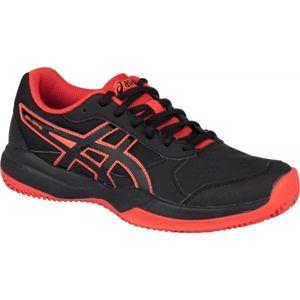Asics GEL-GAME 7 GS CLAY/OC černá 4.5 - Dětská tenisová obuv