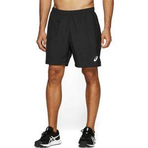 Asics SILVER 7IN 2-IN-1 SHORT černá M - Pánské běžecké šortky