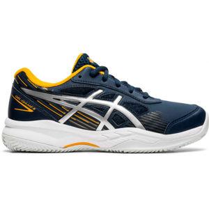 Asics GEL-GAME 8 GS CLAY  4 - Dětská tenisová obuv