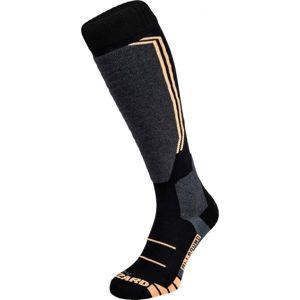 Blizzard ALLROUND WOOL SKI SOCKS oranžová 39 - 42 - Lyžařské ponožky