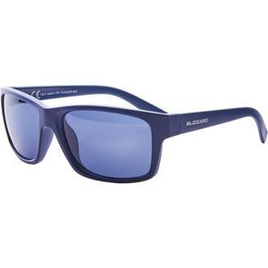 Blizzard PCC602200 tmavě modrá NS - Polykarbonátové sluneční brýle