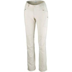 Columbia PEAK TO POINT PANT šedá 8/r - Dámské outdoorové kalhoty