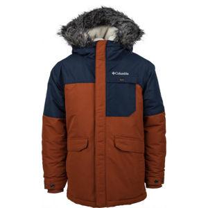 Columbia NORDIC STRIDER JACKET  XS - Dětská zimní bunda