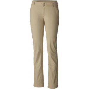 Columbia SATURDAY TRAIL PANT béžová 6 Long - Dámské outdoorové kalhoty