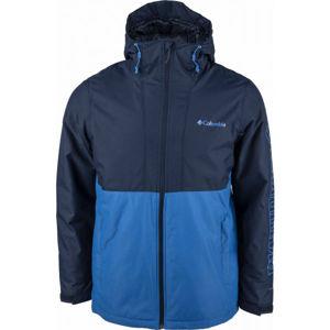 Columbia TIMBERTURNER JACKET modrá M - Pánská lyžařská bunda