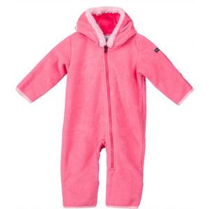 Columbia TINY BEAR II červená 3-6 - Dětský zimní obleček