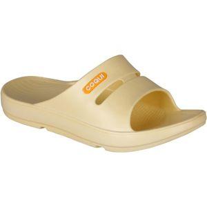 Coqui NICO béžová 42 - Dámské pantofle
