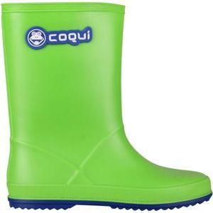 Coqui RAINY zelená 34 - Dětské holínky