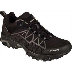 Crossroad DRAGON LOW černá 38 - Dámská treková obuv