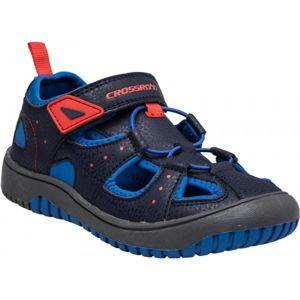 Crossroad MAROCO modrá 31 - Dětské sandály