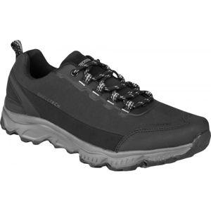 Crossroad TIMBO II černá 45 - Pánská treková obuv