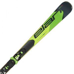 Elan SLX FUSION + ELX12 zelená 160 - Závodní sjezdové lyže