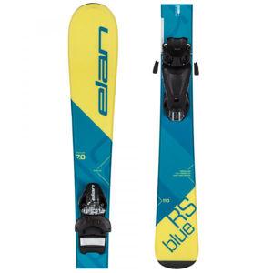 Elan RS BLUE + EL 4.5 VRT  120 - Dětská sjezdová lyže