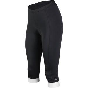 Etape SARA 3/4 KALHOTY W bílá XL - Dámské cyklistické kalhoty