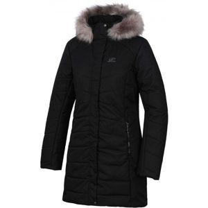 Hannah WAIANA černá 42 - Dámský zimní kabát