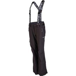 Head MONTEPA černá L - Dámské softshellové lyžařské kalhoty