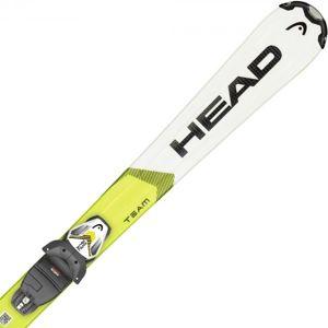 Head SUPERSHAPE TEAM SLR PRO + SLR 7.5  137 - Dětské sjezdové lyže