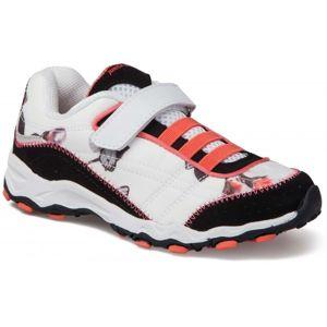 Junior League DIKE 2 bílá 30 - Dívčí vycházková obuv