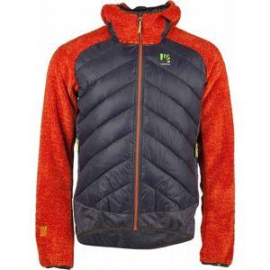 Karpos MARMAROLE oranžová XL - Pánská zimní bunda