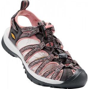 Keen WHISPER W šedá 10 - Dámské sportovní sandále