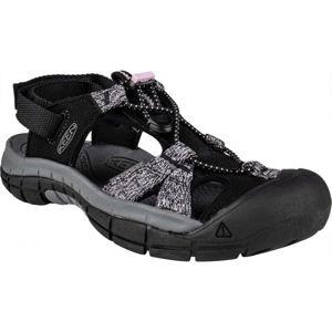 Keen RAVINE H2 černá 7 - Dámské sandály