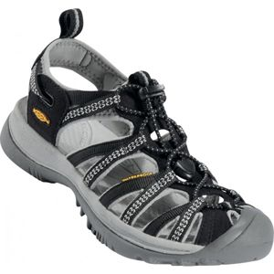 Keen WHISPER W černá 9 - Dámská letní obuv