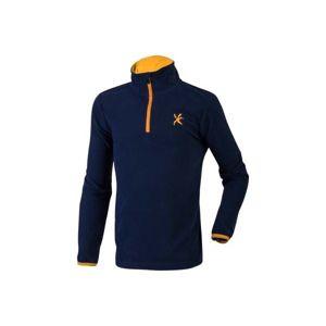 Klimatex DASHI JNR žlutá 146 - Dětský pulovr