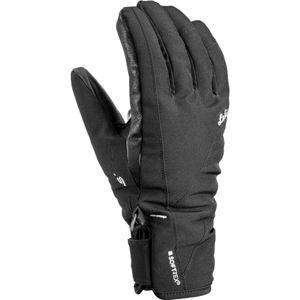 Leki CERRO S LADY černá 7 - Sjezdové rukavice