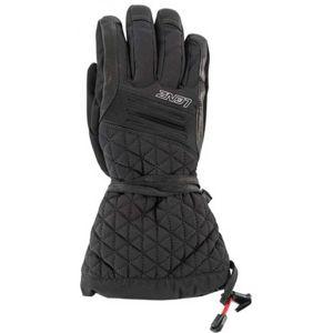 Lenz HEAT GLOVE 4.0 W černá 9 - Dámské vyhřívané prstové rukavice
